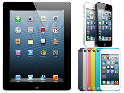 Apple almacenar