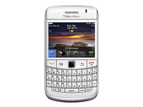 Teléfono móvil BlackBerry