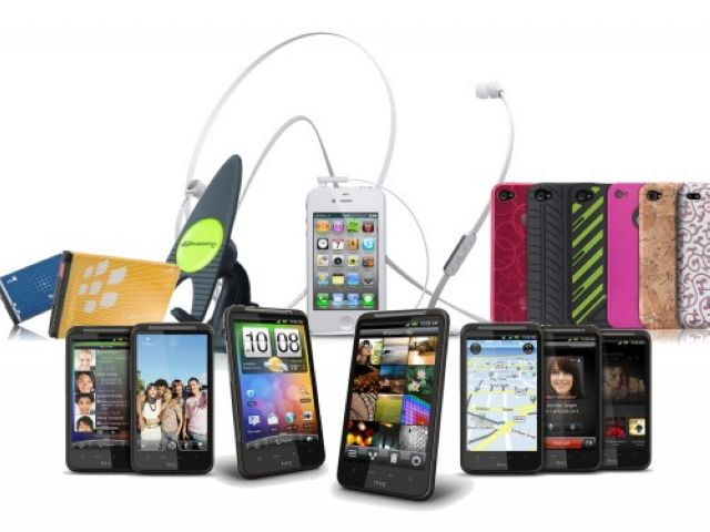 Teléfonos Celulares y Accesorios