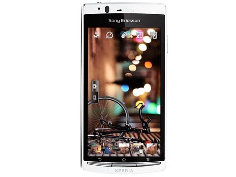 Teléfono móvil Sony Ericsson
